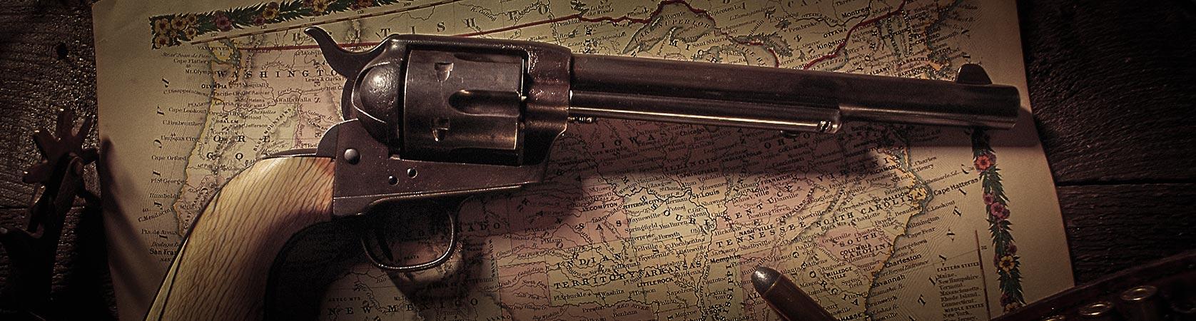 Cowboy Action Shooting