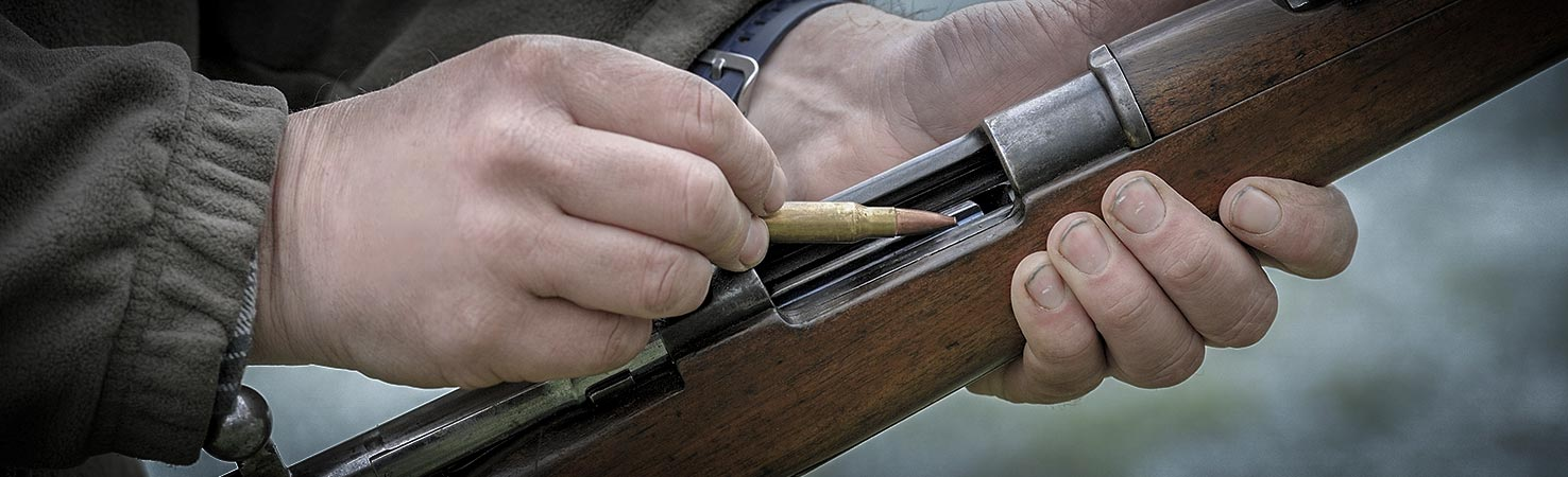 Tir aux Armes Réglementaires